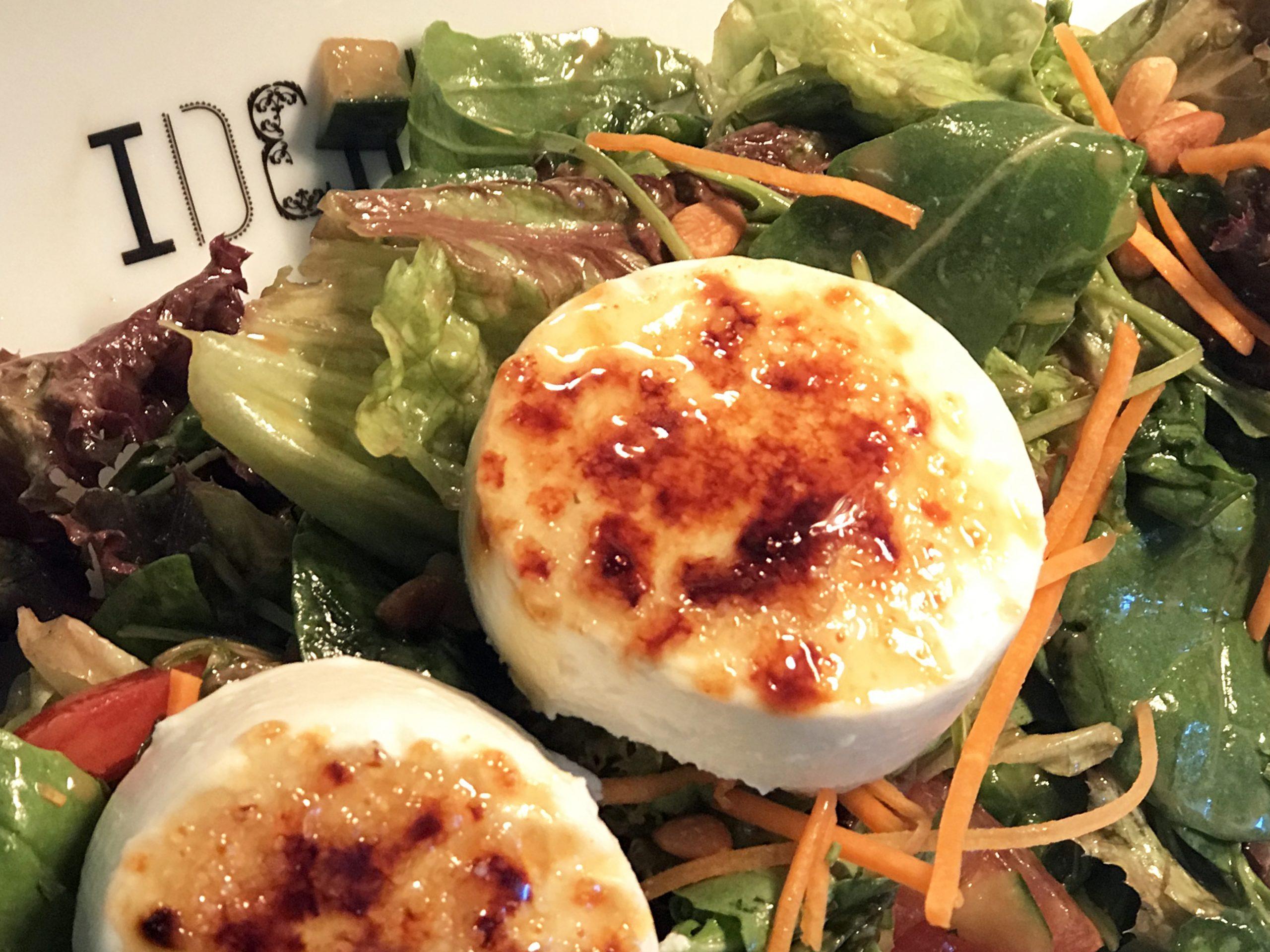 Hauptgerichte Speisen Salat